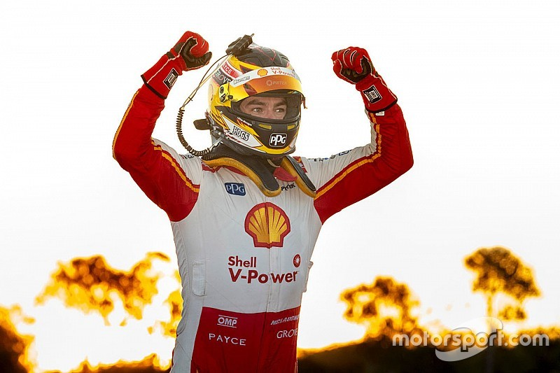 Ipswich Supercars: McLaughlin takes controlled Race 1 win