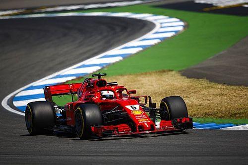 """Ferrari trotz Rückstands entspannt: """"Gerade mal Freitag"""""""