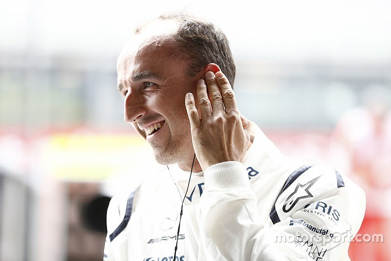 Resmi: Kubica, 2019'da Williams'la Formula 1'e dönüyor!