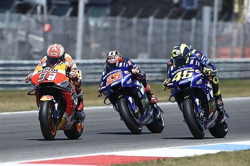 Marquez vond Viñales-moment 'het engste' van bizarre Dutch TT