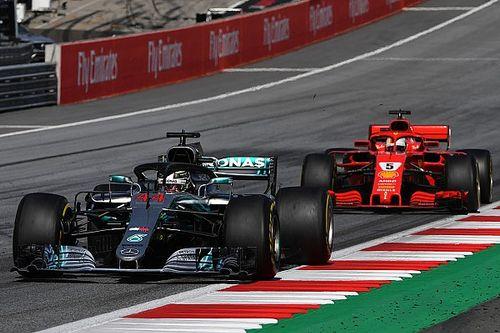 """Vettel nach Boxenstopp hinter Hamilton: """"War mein Fehler"""""""