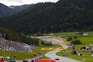 Live: Follow qualifying for the Austrian GP