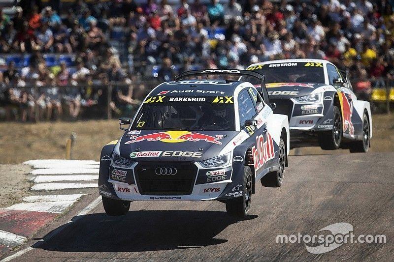 WRX 2019: Audi stellt Unterstützung für EKS-Team ein