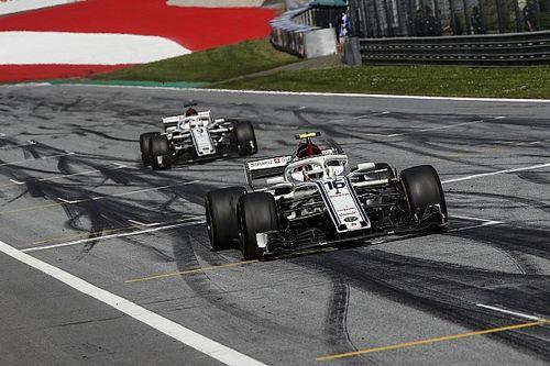 Gioia Alfa Romeo Sauber: al Red Bull Ring doppio arrivo a punti. Non accadeva dal 2015