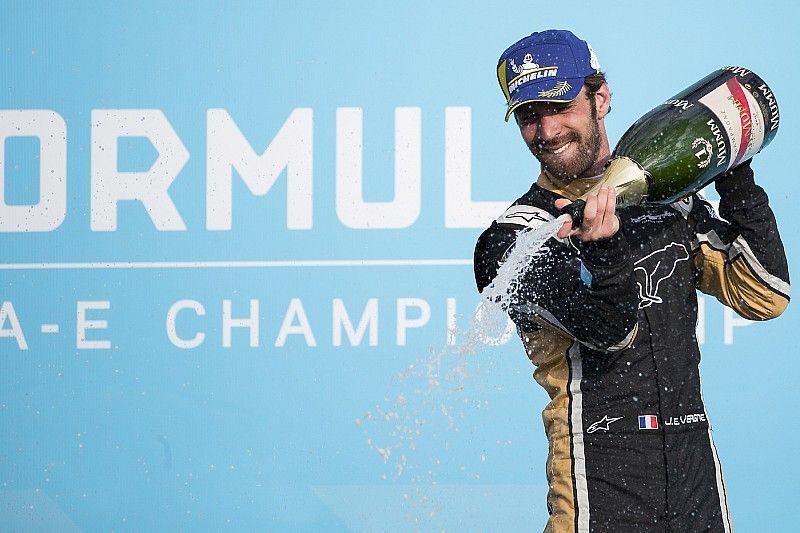 Vergne gana el título de la Fórmula E