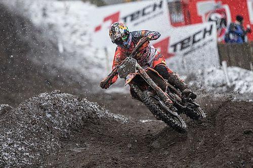 Prado suma su primer podio del año en Valkenswaard