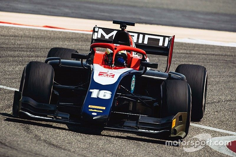 Maini to focus on consistency in rookie F2 season