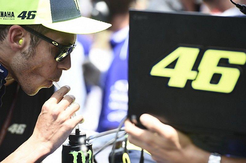 """Rossi: """"Yamaha suele ir bien en Assen, pero hace mucho que no ganamos"""""""