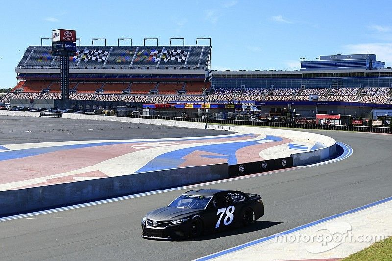 """Charlotte Roval a """"recipe for disaster"""" for playoff contenders –Burton"""