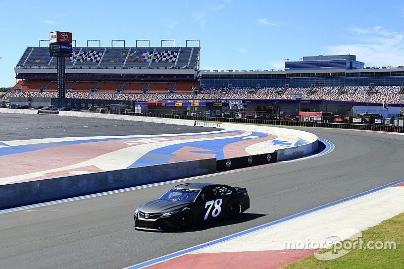 NASCAR Cup race on Charlotte Roval to see length reduced