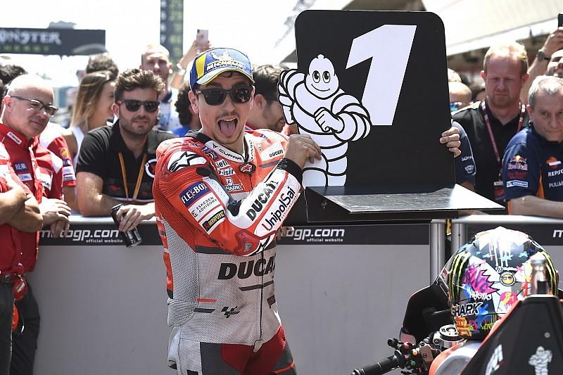 """Lorenzo nach Ducati-Pole: """"Gefühl in Barcelona noch besser"""""""