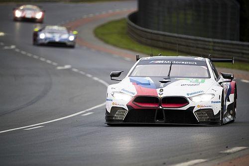 """Demperproblemen nekken Catsburg op Le Mans: """"Iets te veel de kerbs meegepakt"""""""