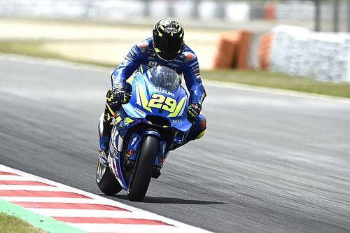EL4 - Andrea Iannone le plus rapide sur le fil!