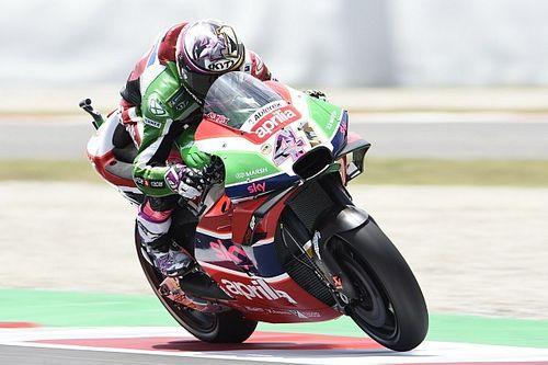 Lorenzo'yu engelleyen Espargaro grid cezası aldı