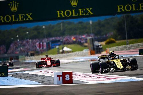 La FIA potrebbe considerare di eliminare la chicane sul rettilineo del Mistral dal 2019