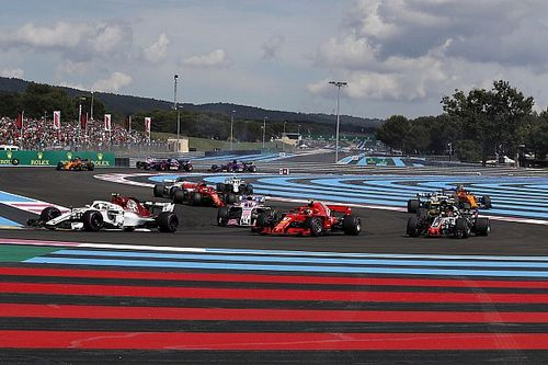 "Vasseur: ""Paul Ricard beste weekend van Leclerc"""