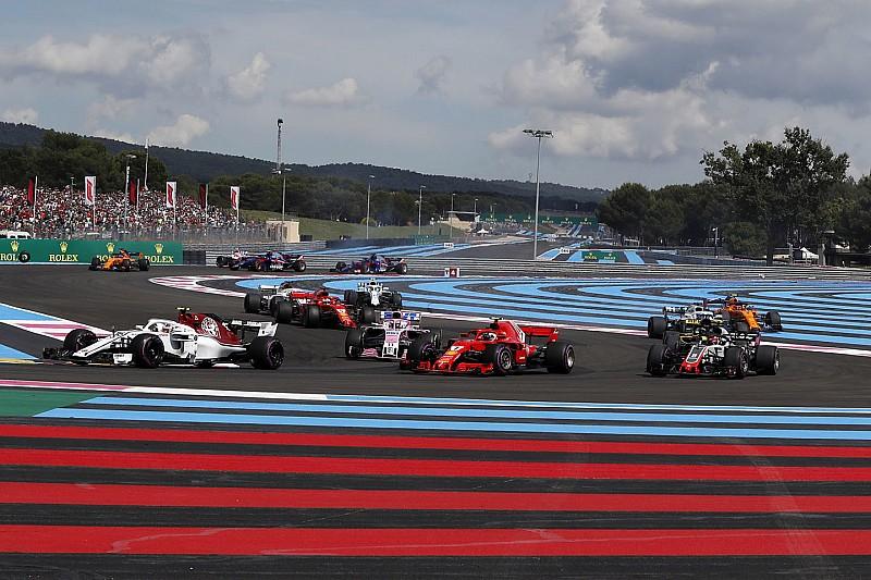 """Vasseur: """"Paul Ricard beste weekend van Leclerc"""""""