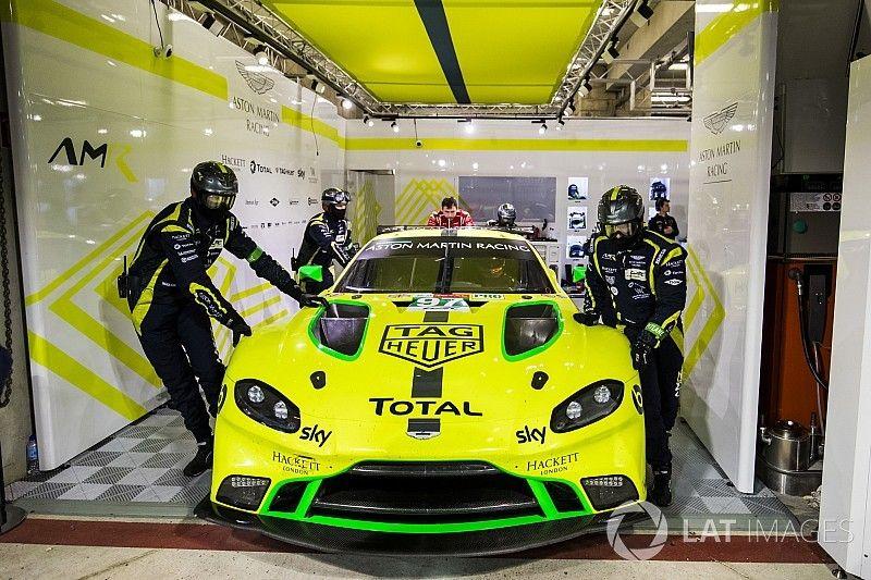 Aston Martin bénéficie d'un nouvel ajustement de la BoP