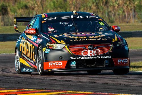 Рейнольдс выиграл вторую гонку Supercars в Хидден-Вэлли