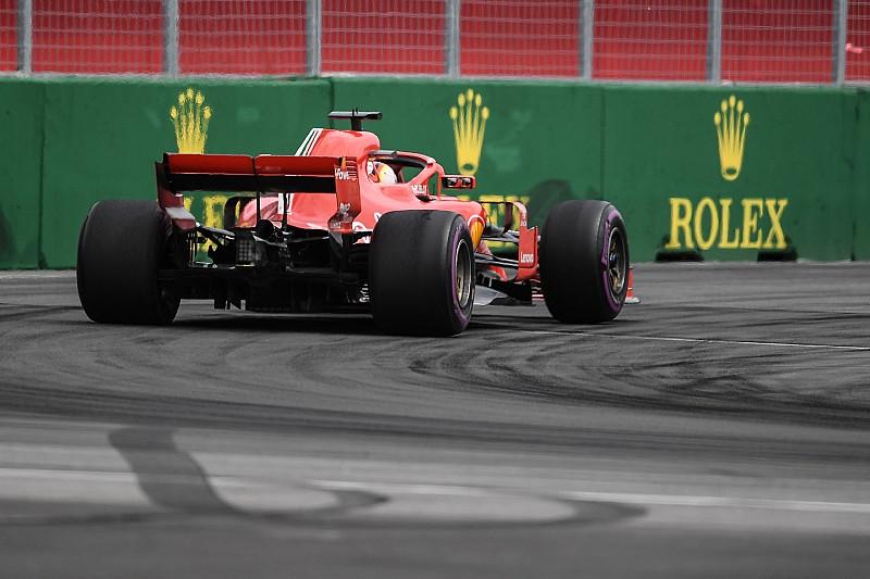 Hughes: Ferrari, yakıt tasarrufunda Mercedes'ten daha iyi olabilir