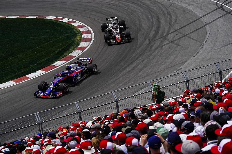 Grosjean: Sıralama turlarında motor sorunu olmasa farklı bir yarış olabilirdi