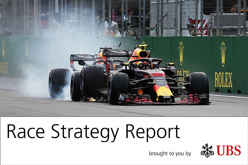 El choque de Red Bull fue un regalo para Mercedes