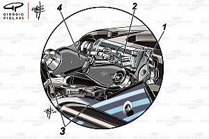 Formel-1-Technik: So funktioniert Mercedes' Vorderradaufhängung