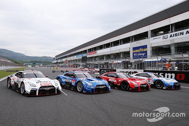 Juncadella in the frame for 2019 Nissan Super GT drive