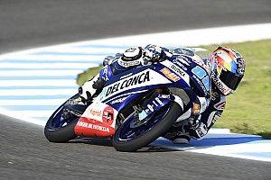 Martin in pole anche a Jerez, ma con quattro italiani nelle prime due file