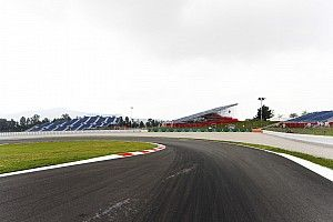 Aspal-layout baru Catalunya menanti pembalap MotoGP