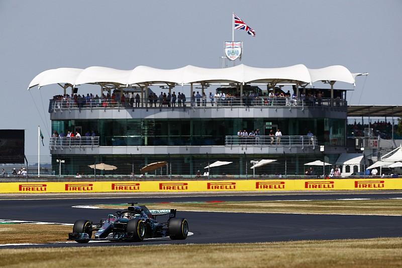 "Hamilton: ""No esperaba que Ferrari tuviera este ritmo"""