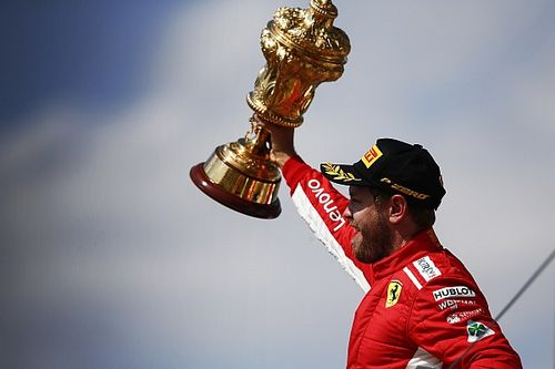 British GP stats: Vettel equals Prost's 51 wins tally