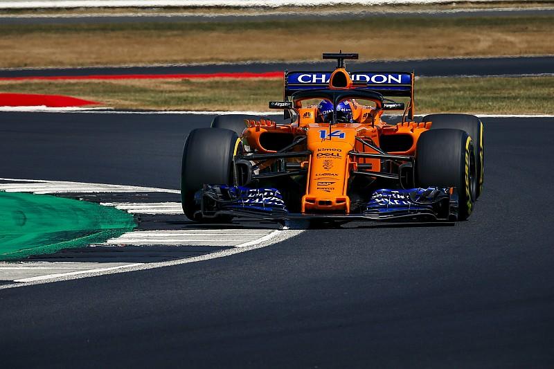 Alonso: McLaren, sıralama performansını geliştirmeli