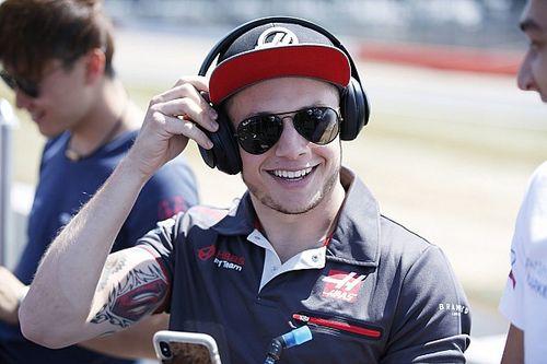 Ferrucci blijft ondanks wangedrag onderdeel van Haas-programma