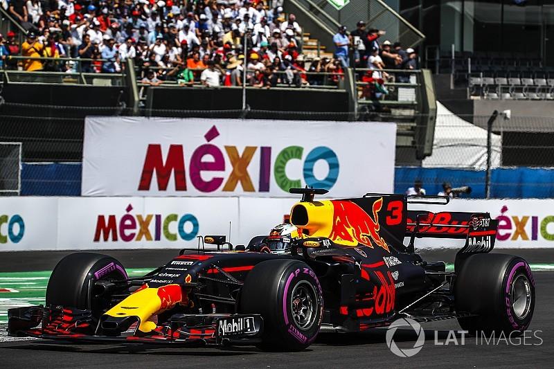 Ricciardo to take engine change penalty in Mexico