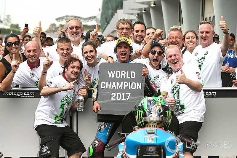 How Morbidelli overcame tragedy to become Moto2 champion