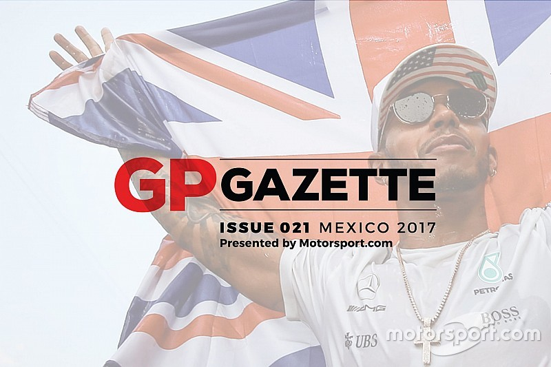 Mexican GP: Issue #21 of GP Gazette now online