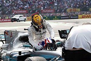 هاميلتون لا يصدق تحقيقه للقبه الرابع في الفورمولا واحد