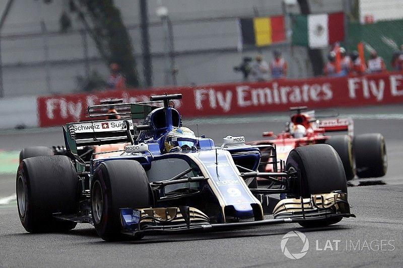 """Sauber a joué les points grâce à une """"grande percée"""""""