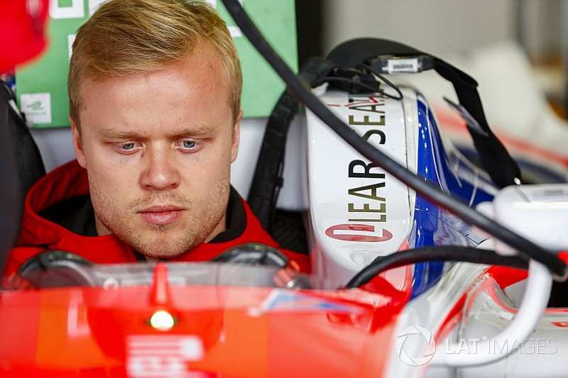 """Rosenqvist: """"Ora preferisco non pensare al titolo"""""""