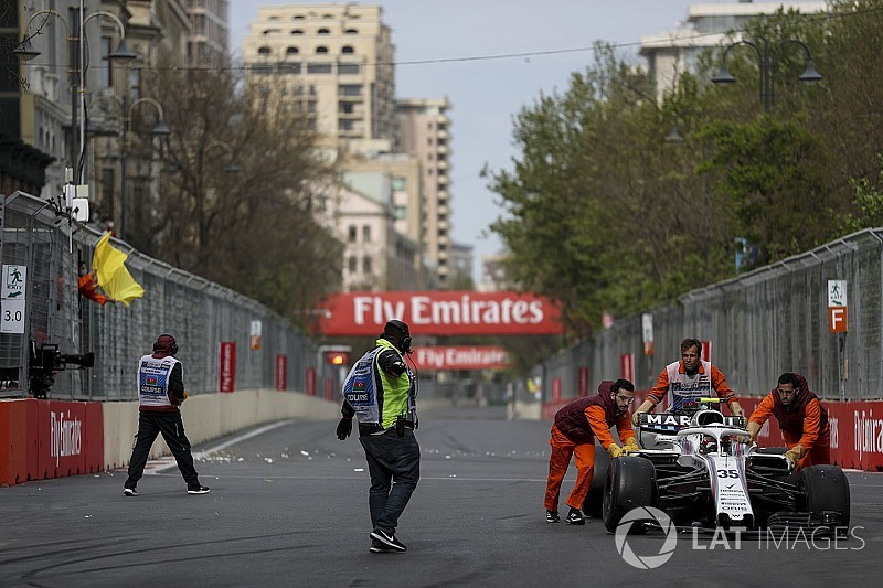 Nach Baku: Williams fordert Überprüfung von Sirotkin-Strafe