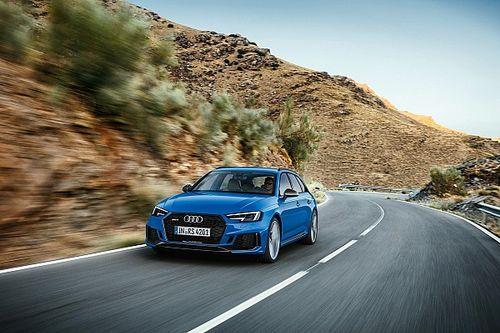 """Audi RS4, """"giocare"""" con 450 CV"""