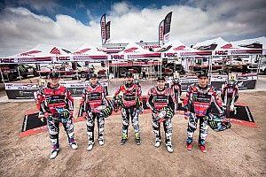Honda tenang hadapi delapan stage tersisa Dakar