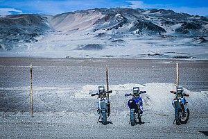 GALERI: Reli Dakar stage 3
