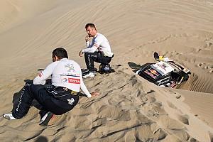 Dakar Motorsport.com hírek Loeb attól fél, az utolsó esélye szállt el a Dakar-ralin