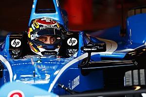 Formula E Jelentés az időmérőről Buemié a pole a Formula E marokkói hétvégéjén
