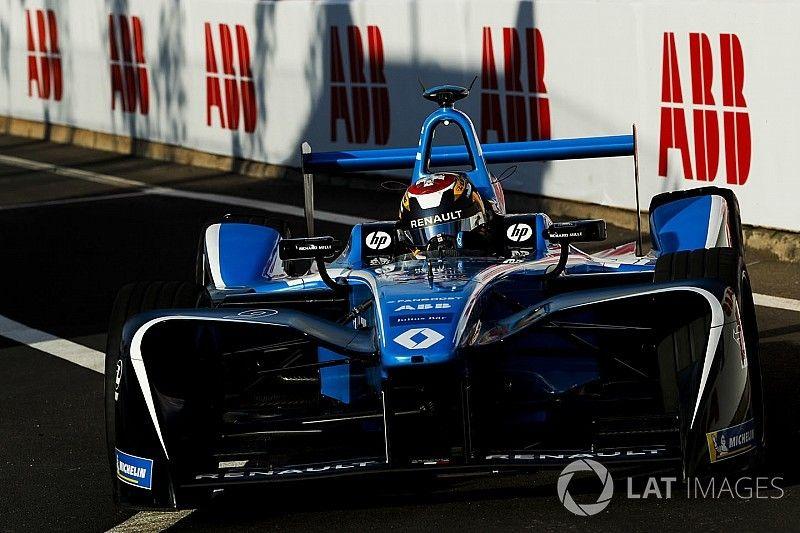 Marakeş ePrix: Pole Buemi'nin, Heidfeld kaza yaptı