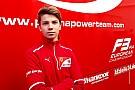 Евро Ф3 Шварцман попал в состав сильнейшей команды Евро Ф3