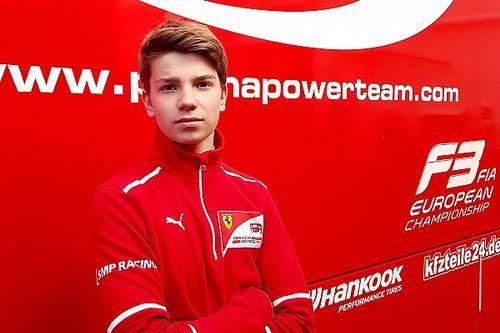 Prema ficha al protegido ruso de Ferrari para la F3