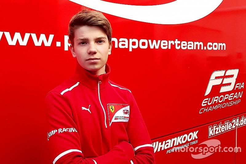 Prema signs Russian Ferrari protege for European F3